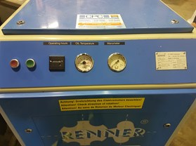 renner used compressor for sale