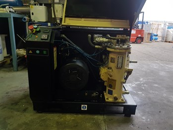 ingersoll rand ml 11 used compressor for sale