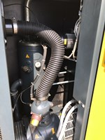 Plusair CSD used compressor for sale